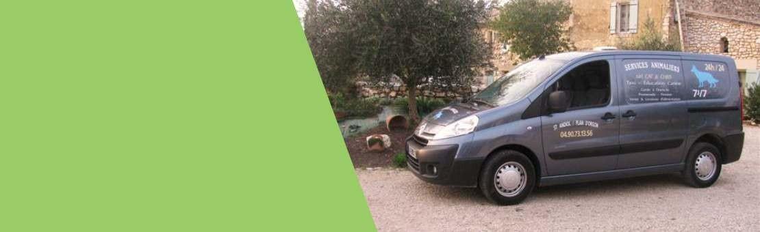 Taxi animalier agréé par la Direction Départementale des Services Vétérinaires (DDSV)